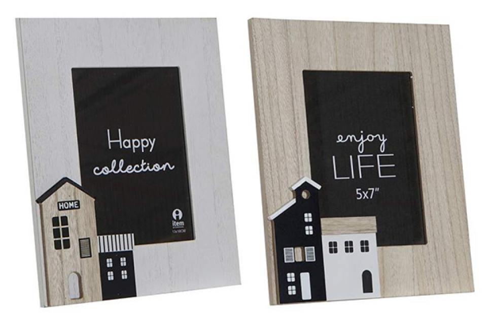 Ram za slike houses 21,5x2x26,5 2 modela
