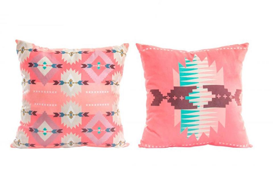 Roze jastuk 40 x 40 280 gr 2 modela