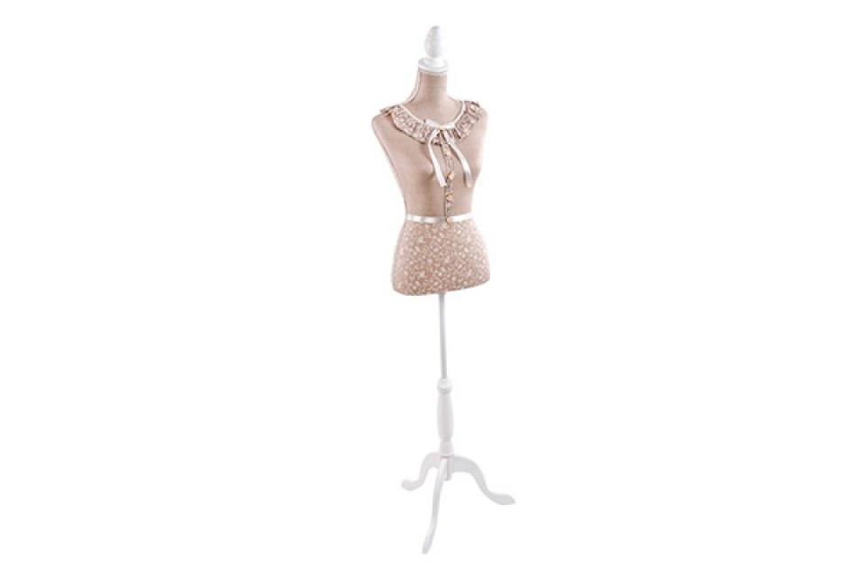 Roze krojačka lutka 38x164x22