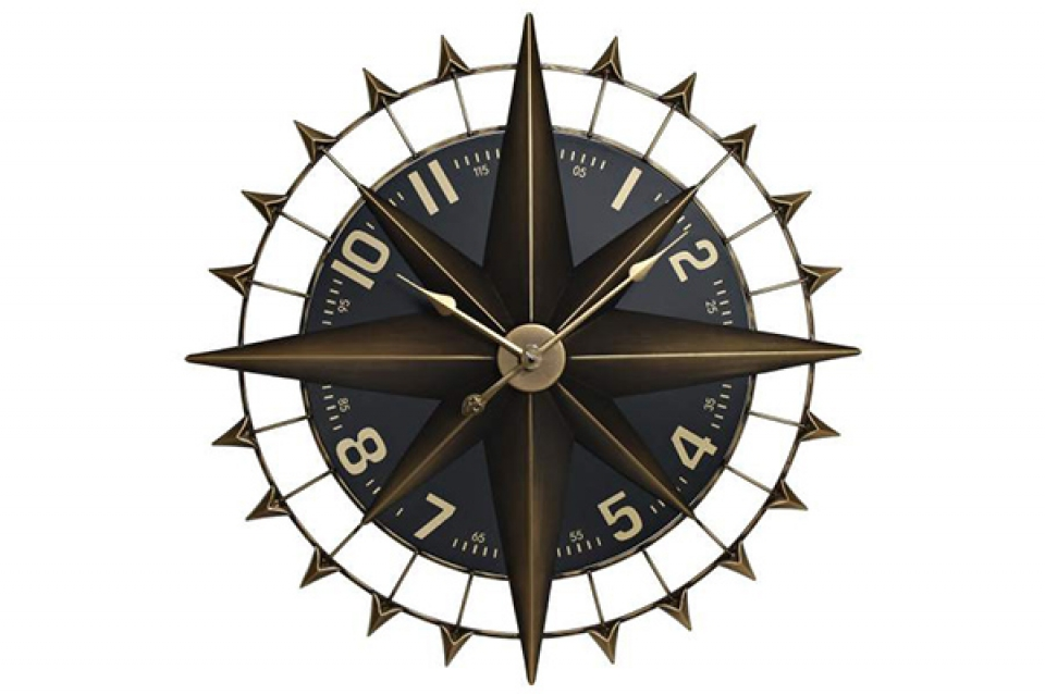 Sat kompas golden 80x7,5x80