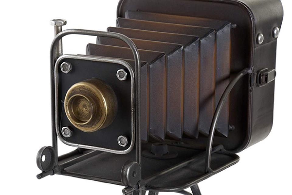 Sat retro kamera 17x26x32,5