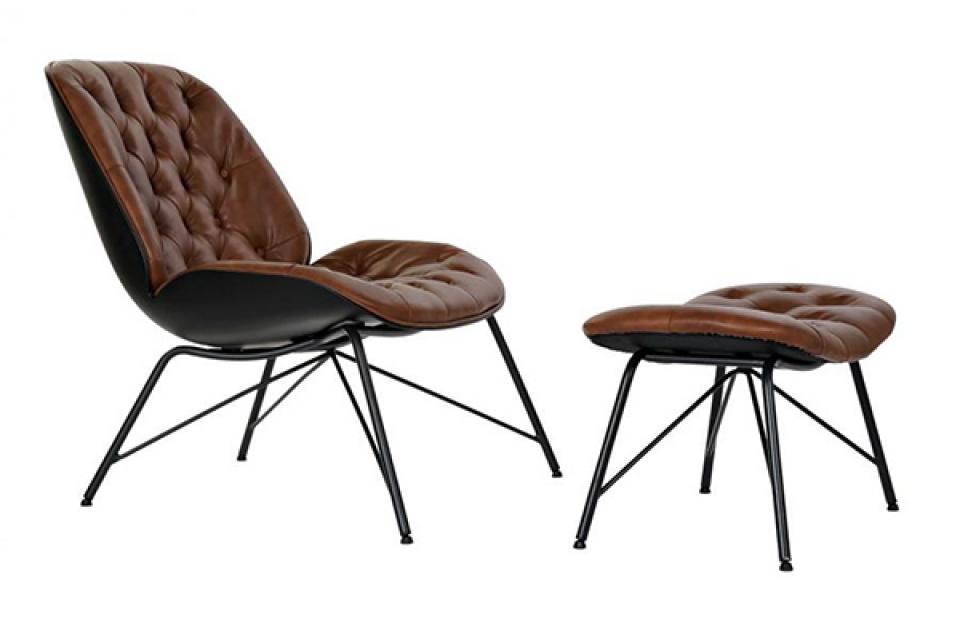 Set fotelja i stolica za noge / 2 69x83x85