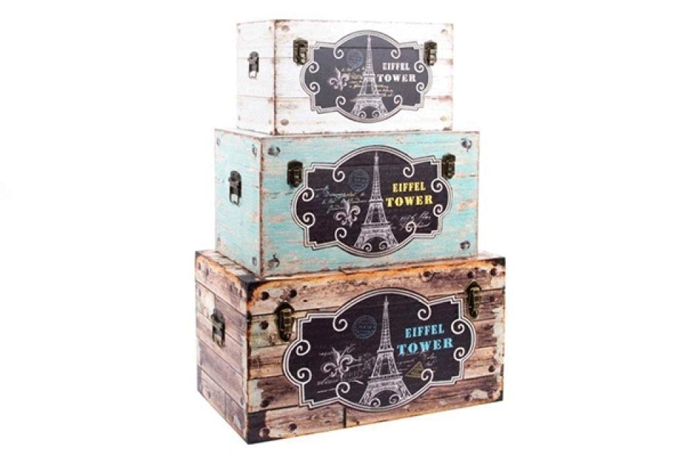Set kovčega paris 65x38x35