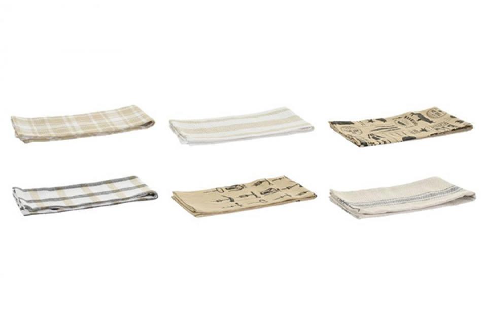 Set kuhinjskih krpa bbq 60x0,5x40 / 3 2 modela