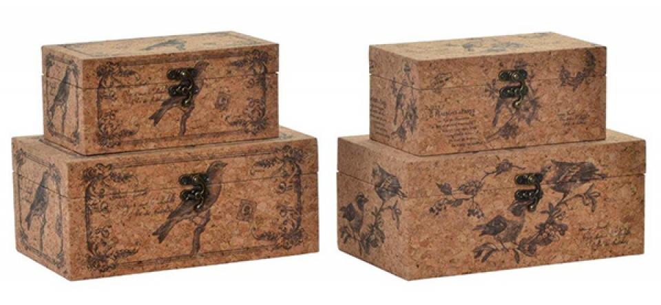 Set kutija bird  23x15x10 2 modela