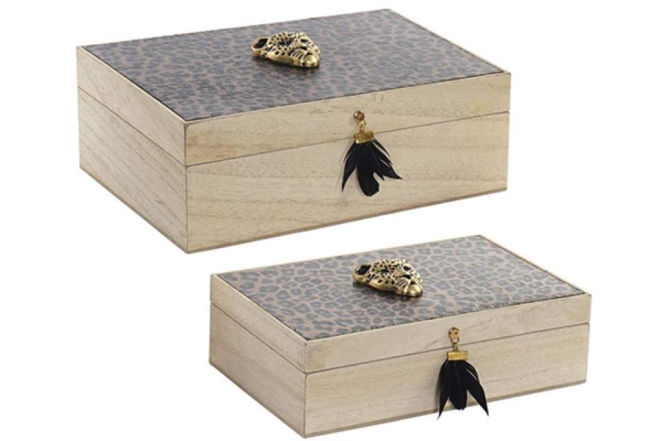 Set kutija panter 25x17x10