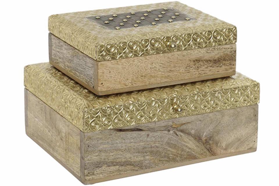 Set kutija wild / 2 29x21x12,5