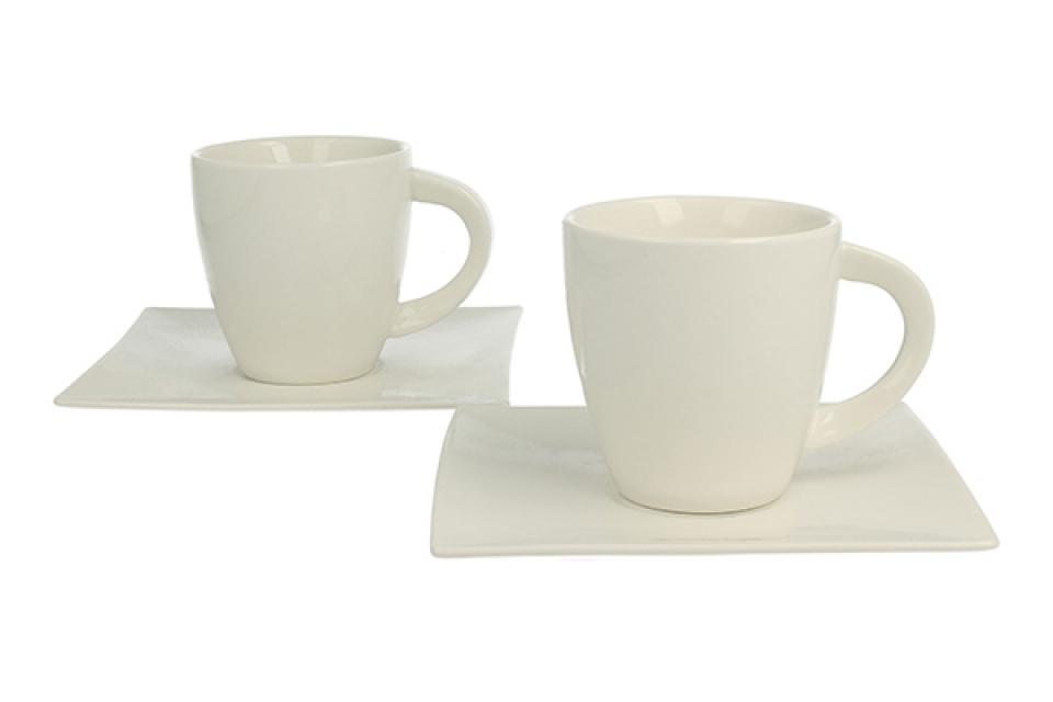 Set šoljica white / 2 100 ml