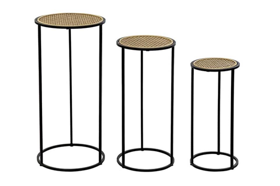 Set stočićanatur black / 3 32x32x70 27x60 22x50