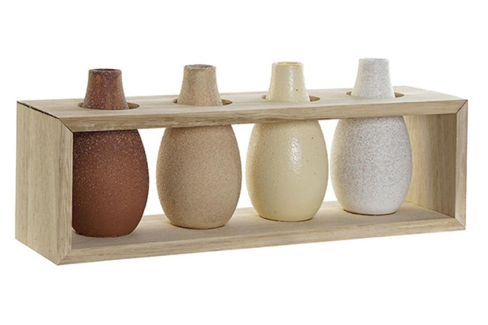Set vaza na postolju 33,4x9x13