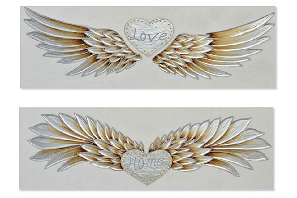 Slika anđeoska krila 150x3x50   2 modela