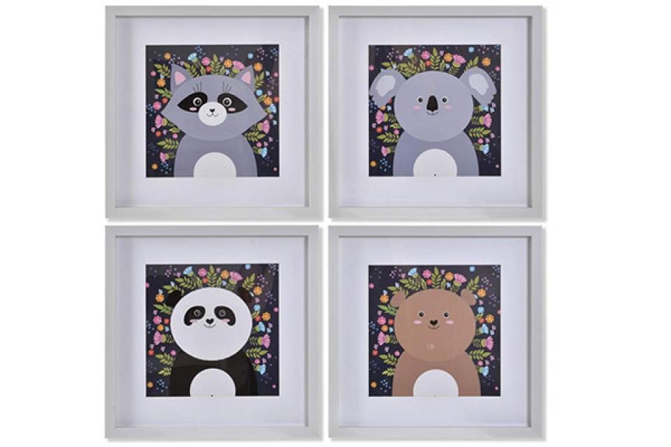 Slika animals 40x2x40 4 modela