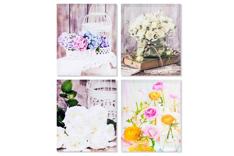 Slika cveće  40x50x1,5 4 modela