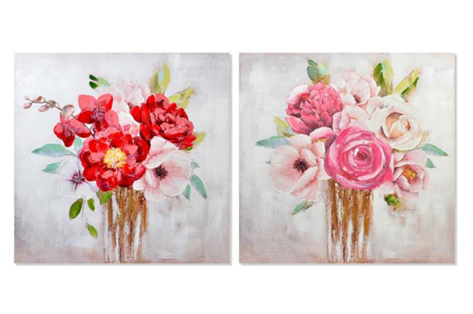 Slika flowers 100x3x100 2 modela