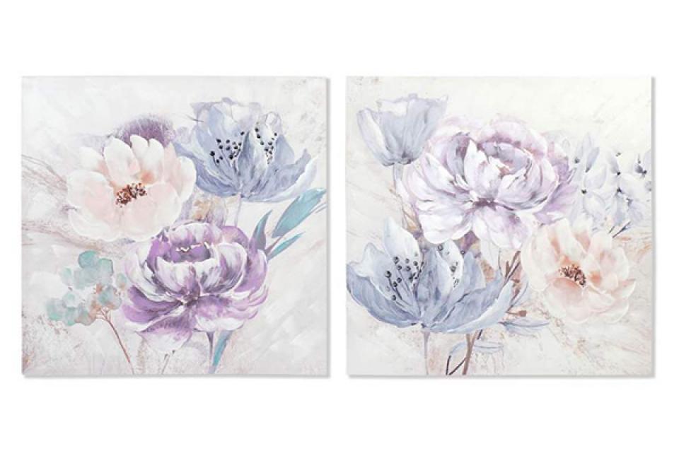 Slika lila cveće 100x3x100 2 modela