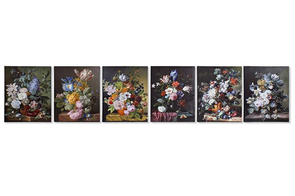 Slika živopisno cveće 40x1,8x50 6 modela