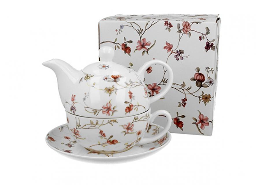 šolja sa čajnikom sofi 310/350 ml