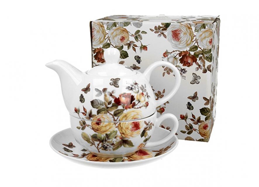 šolja sa čajnikom zahra 310/350 ml