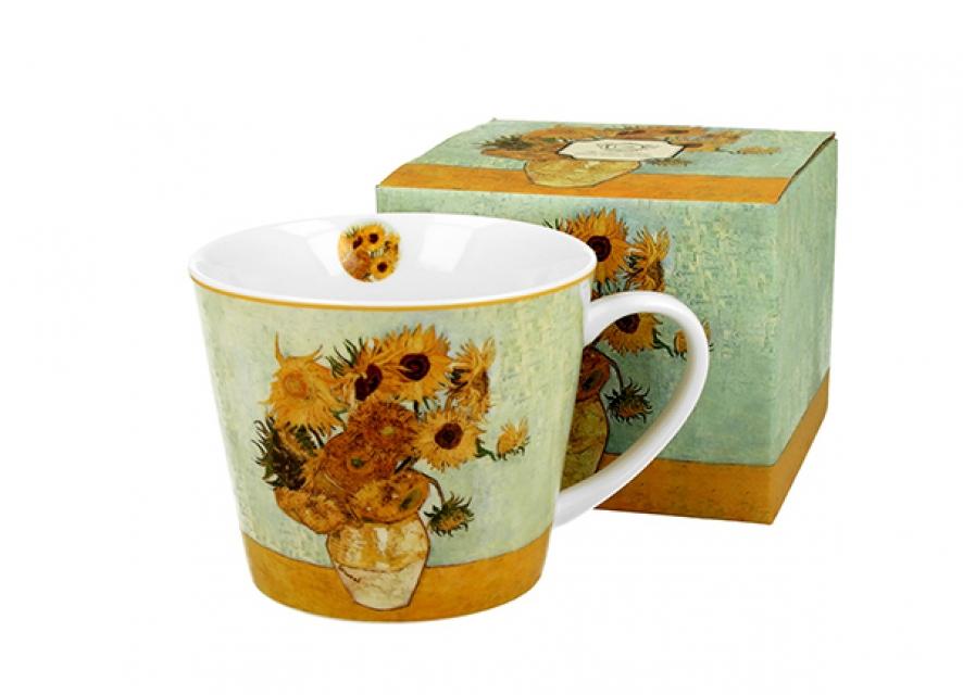 šolja vincent van gogh sunflowers 610 ml