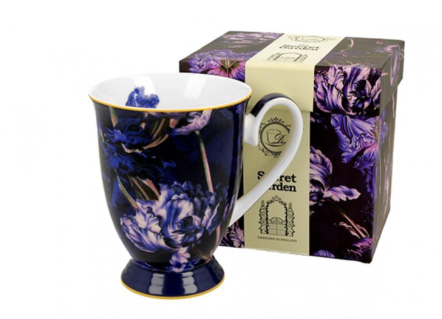 šolja violet tulips 325 ml