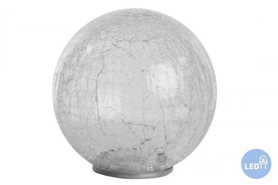 Staklena led kugla 19 cm