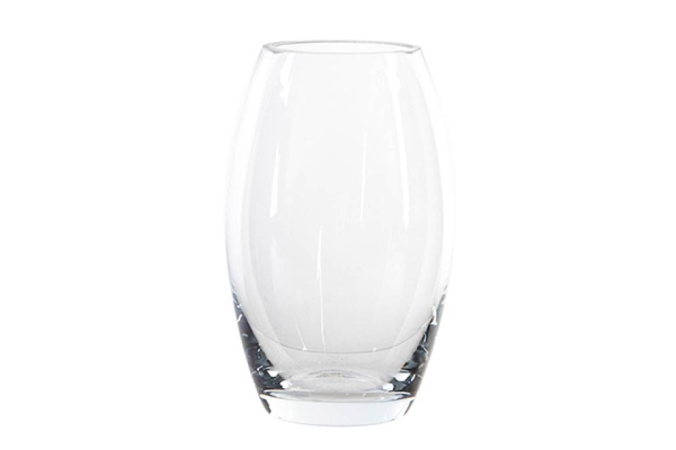 Staklena vaza transparent 10x18
