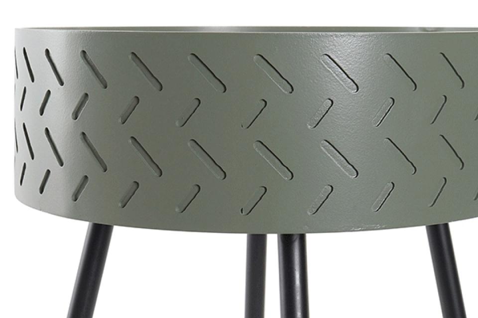 Stočić green sa delom za odlaganje 38,5x38,5x45,5