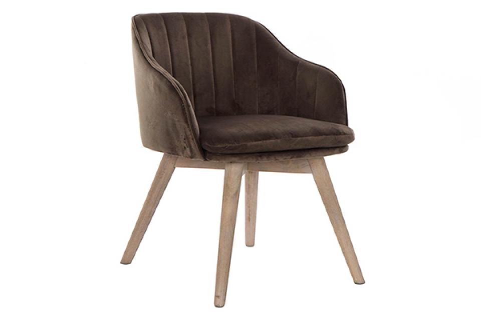 Stolica braon 56x55x70