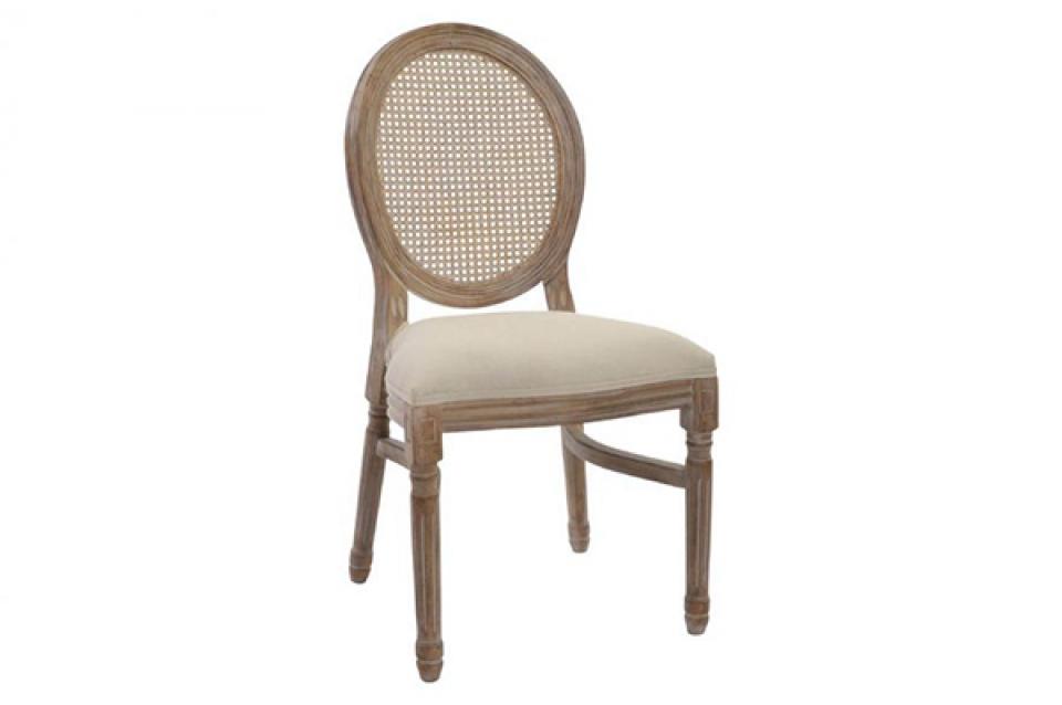 Stolica rack beige 50x46x96