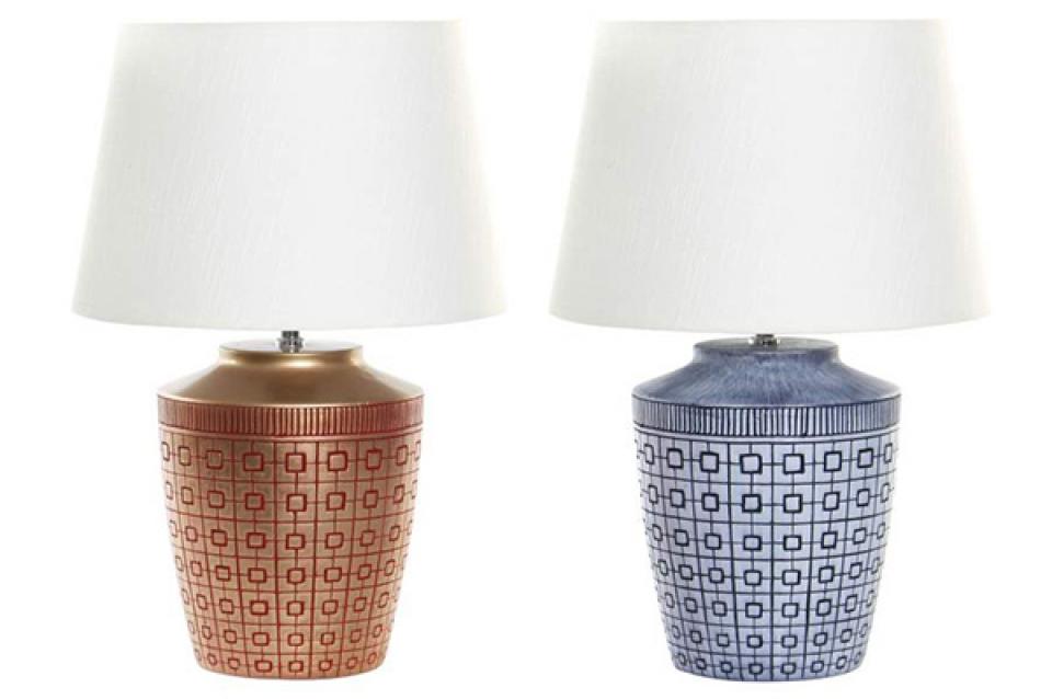 Stona lampa oriental 32x32x60 2 modela