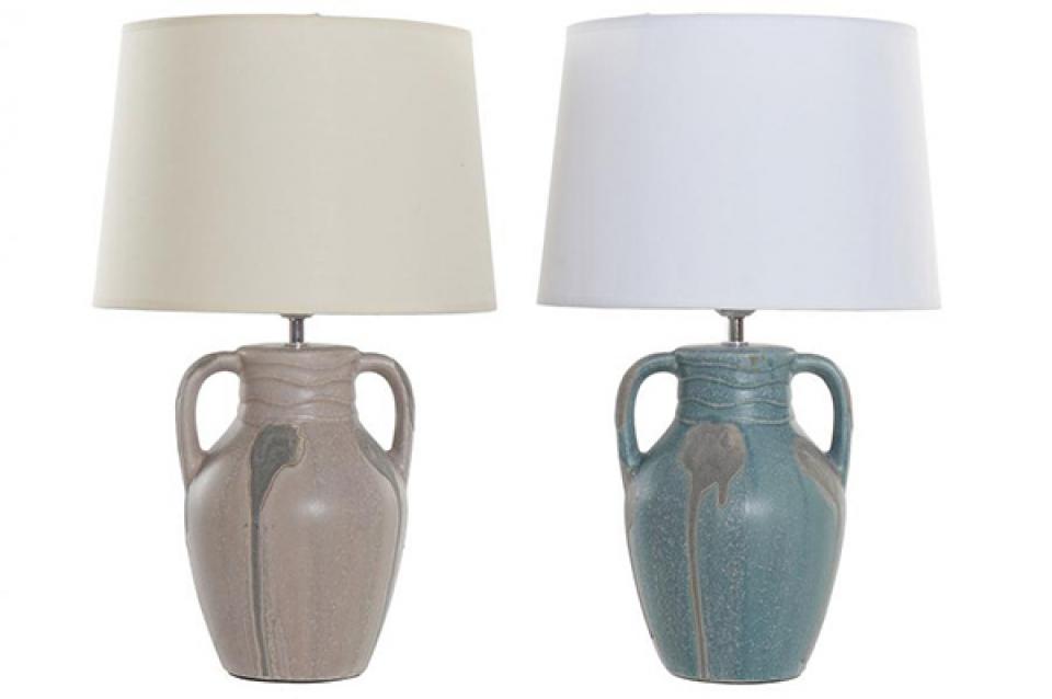 Stona lampa sa ručkama 28x28x45 2 modela