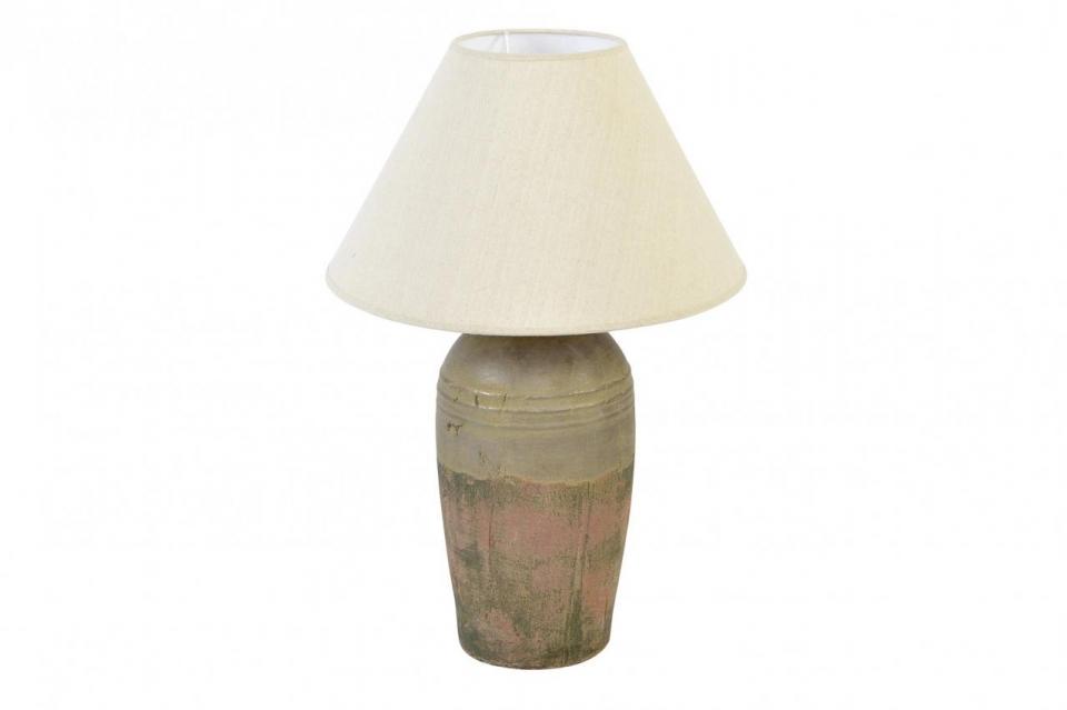 Stona lampa stoneware 44,5x70,5