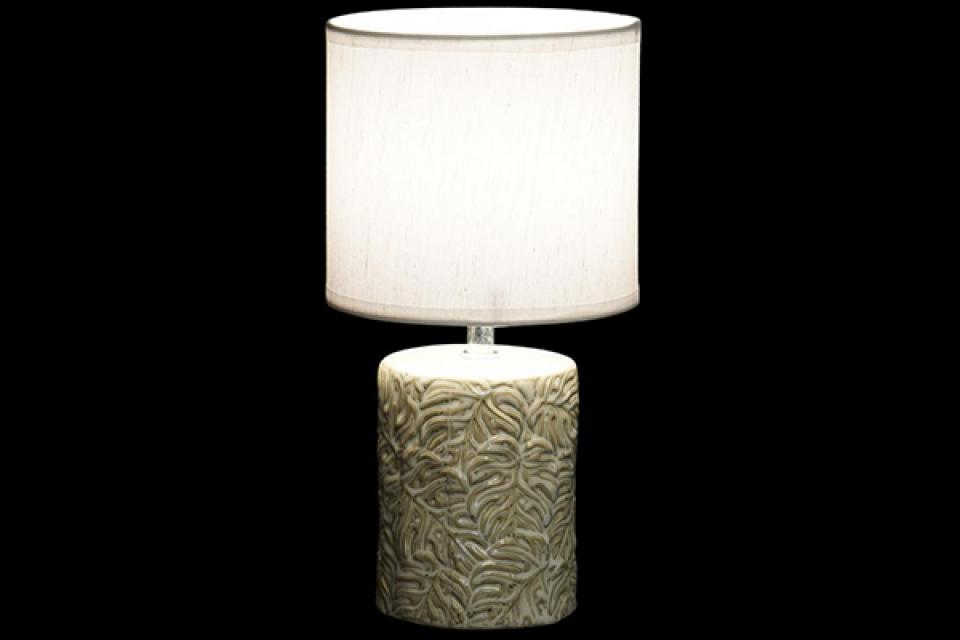 Stona lampa tropic 15x15x29 2 modela