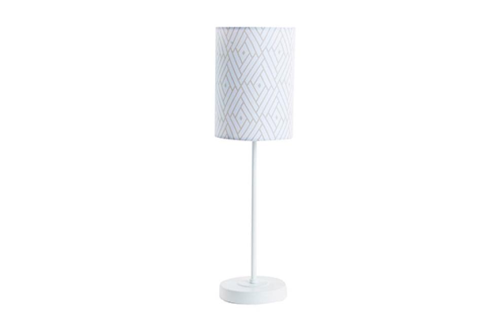 Stona metalna lampa/valjak