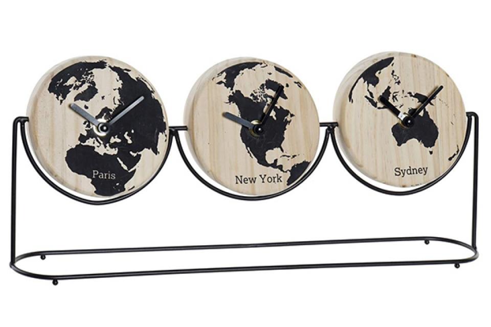 Stoni sat world map 42x7x20