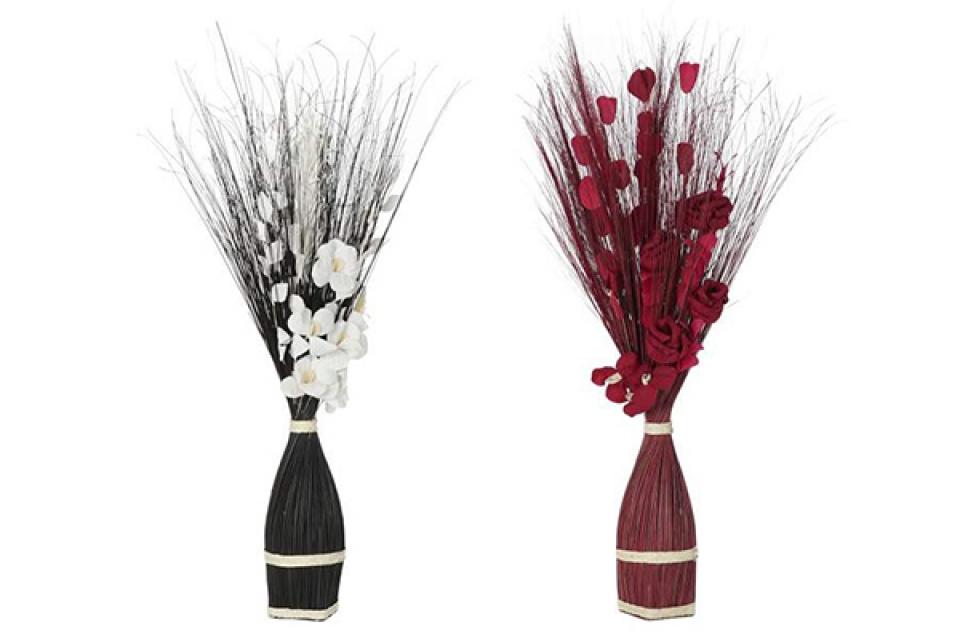 Suvo cveće black 30x30x100 2 modela