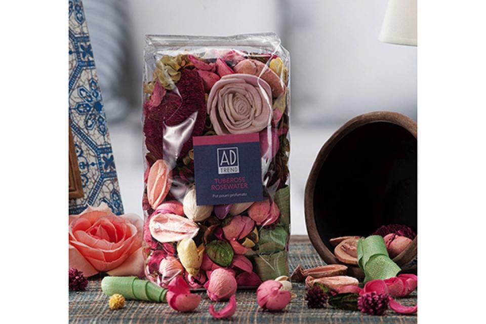 Suvo dekorativno cveće 6 modela 200 gr