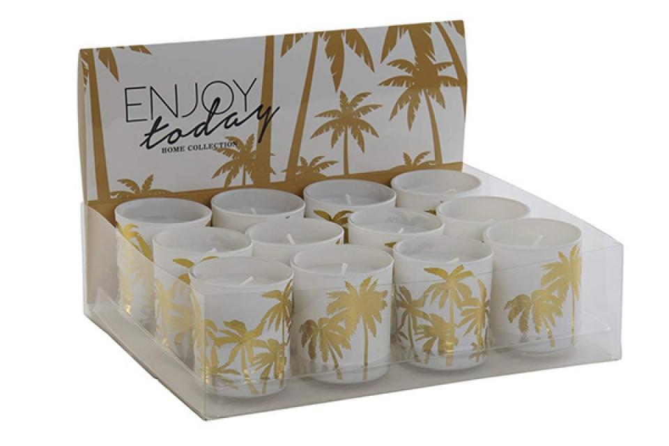 Sveća palme 5,5x6,5 2 modela