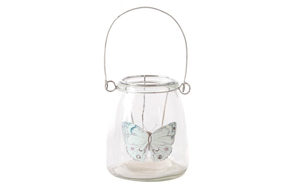 Svećnjak motiv leptir 13x15