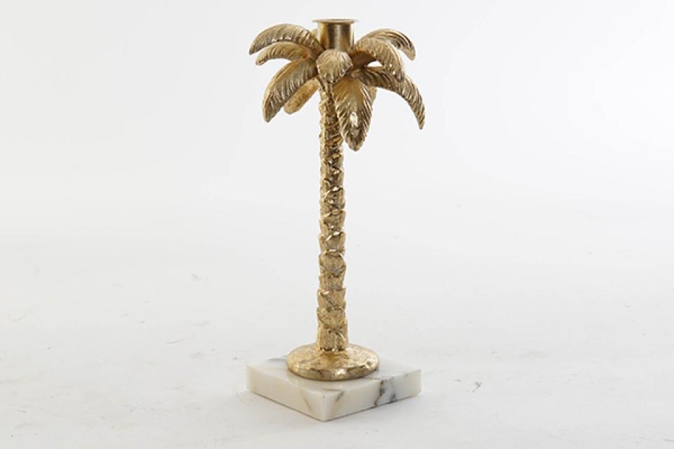 Svećnjak palma 11x11x24