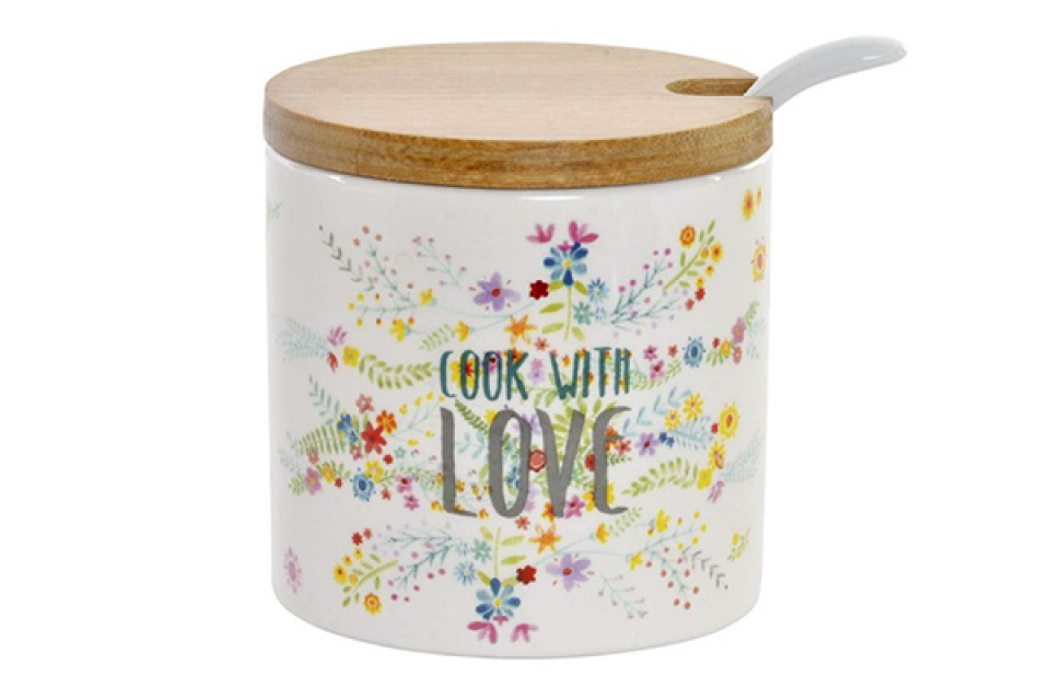 Tegla  cook with love 12x7,5x8