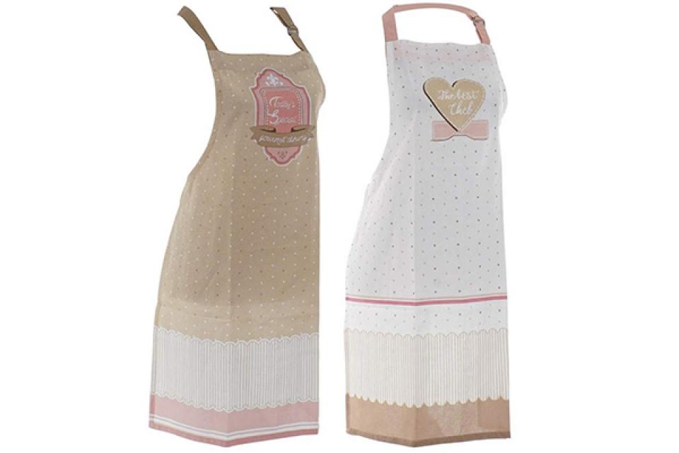 Tekstilni kuhinjski set tufne / 3 60x1x80 2 modela