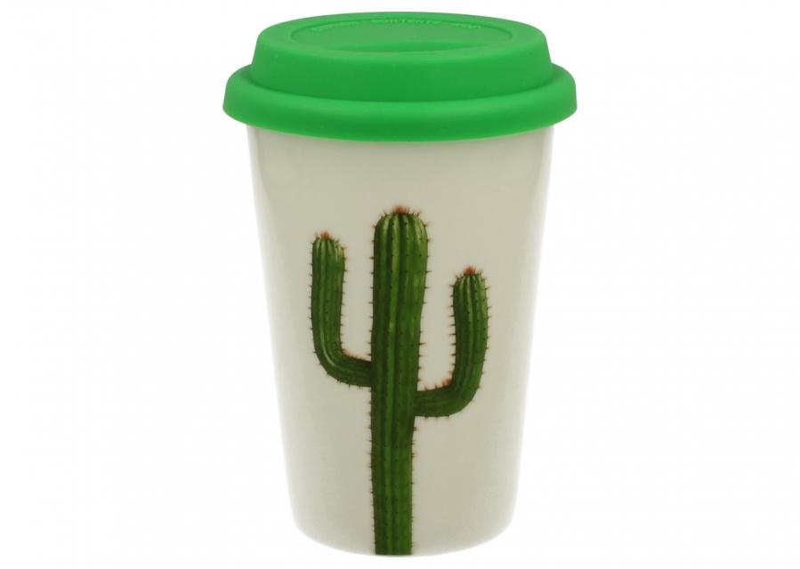 Termo šolja kaktusi 380 ml