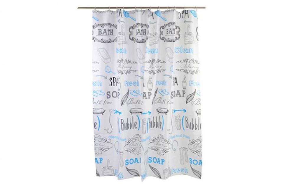 Tuš zavesa spa 180x200