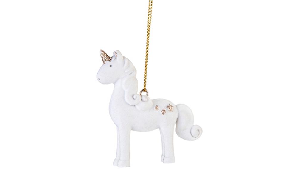 Ukras gold star unicorn 6,2x1,4x6,7