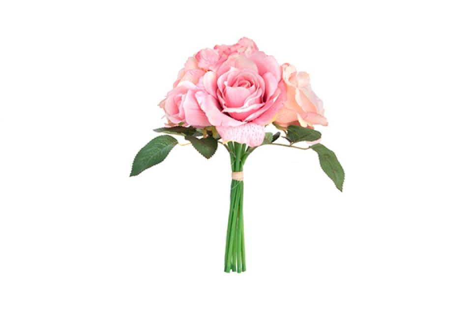 Ukrasno cveće roze ruže 30 cm