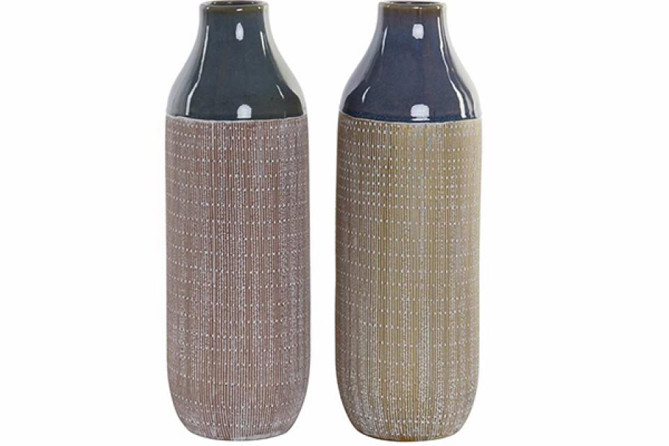 Vaza bicolor 14x14x41 2 modela