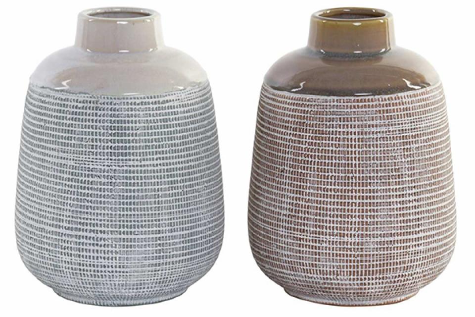 Vaza bicolor 15,7x15,7x21 2 modela