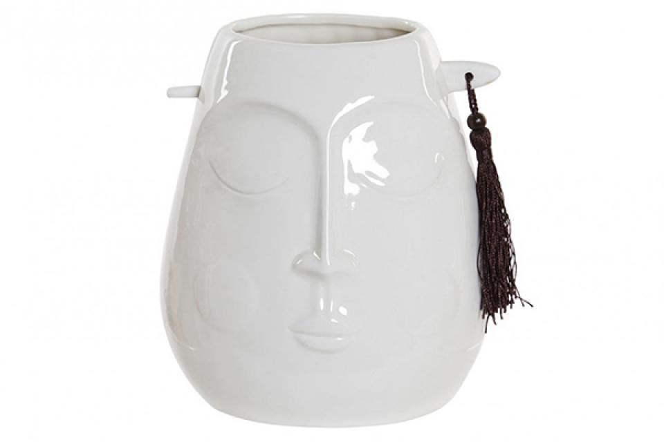 Vaza expensive white 14,5x11x16,7
