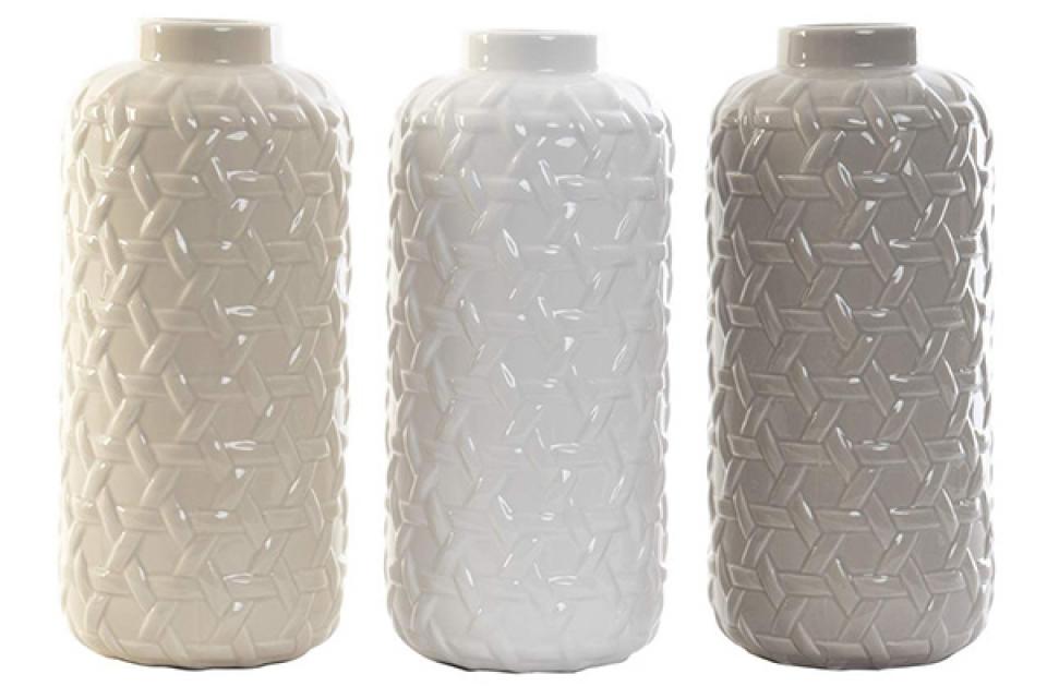 Vaza geometrik 3 13x33 3 boje